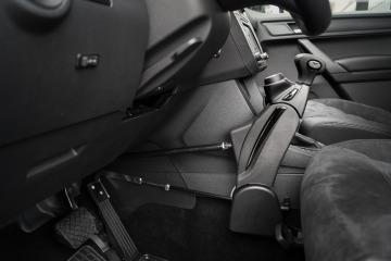 Handgas & Handbrems-System: Handbetrieb für Rolli-Fahrer