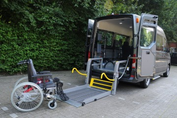 Fahrdienstlösungen für Rolli-Fahrer