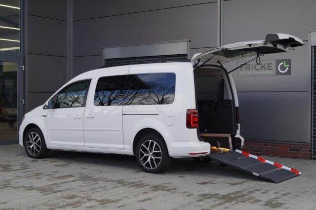 VW Caddy Umbau rollstuhlgerecht Oldenburg Wiefelstede